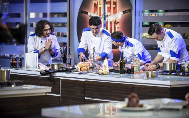 """Scandal monstru la """"Chefi la cuțite"""" între juraţii show-ului culinar"""
