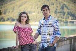 Cristina Ciobănașu și Vlad Gherman, felicitați de îndrăgita actriță Draga Olteanu Matei