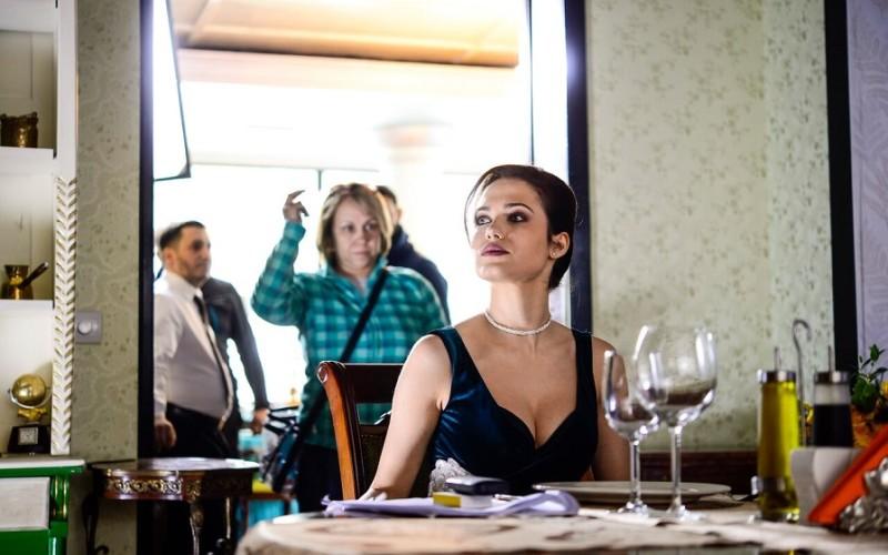 """Iată cum se menține în formă Michaela Prosan, celebra actriţă din serialul """"Fructul oprit"""""""