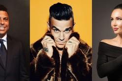 Robbie Williams, Aida Garifullina şi Ronaldo în deschiderea Mondialului din Rusia