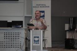 Florin Călinescu, invitat special la aniversarea Noua Românie