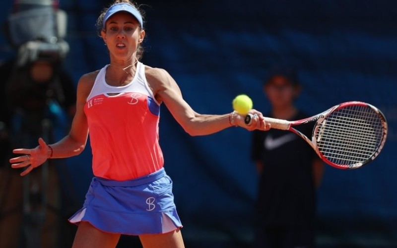 Mihaela Buzărnescu a reuşit victoria carierei la Roland Garros. A eliminat-o pe Elina Svitolina
