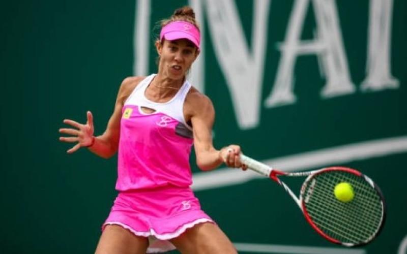 Mihaela Buzărnescu defilează la Wimbledon. Românca este de neoprit