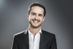"""Șerban Copoț, co-prezentatorul lui Dan Negru la show-ul """"Next Star"""""""