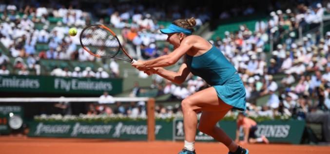 Probleme pentru Simona Halep după câştigarea Roland Garros