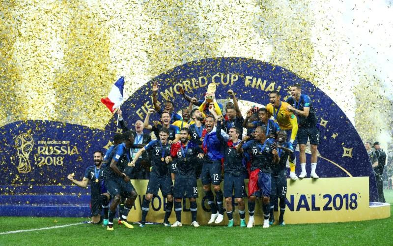 TVR, audienţă uriaşă cu finala campionatului mondial de fotbal din Rusia