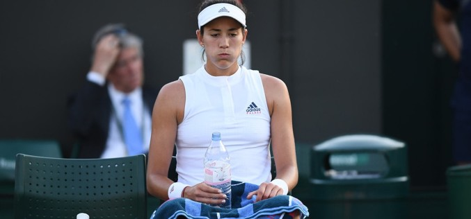 O nouă eliminare bombă la Wimbledon. Garbine Muguruza, învinsă în turul doi!