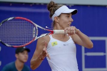 Mihaela Buzărnescu, eliminată în turul trei la Roma, de liderul mondial, Naomi Osaka