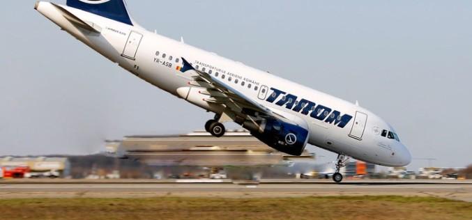 Nereguli grave la Tarom. Compania a vândut două avioane către o companie fantomă din Armenia