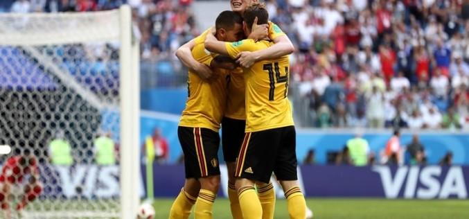 Belgia a cucerit medalia de bronz la Mondialul de fotbal din Rusia