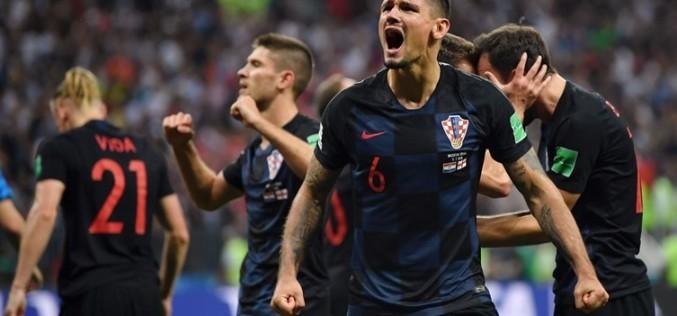 Croaţia, calificare istorică în finala Campionatului Mondial de Fotbal