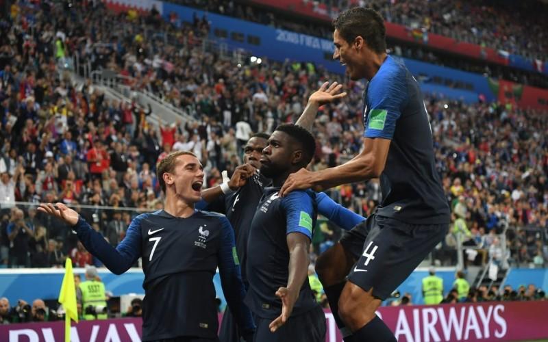Franţa a învins Belgia în semifinale şi va juca a treia finală de la Mondiale
