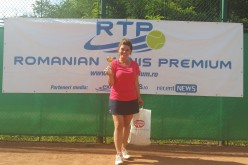 Ioana Felicia Matei a câştigat turneul RTP 50 Sport Magazin Tenis Cup 2018