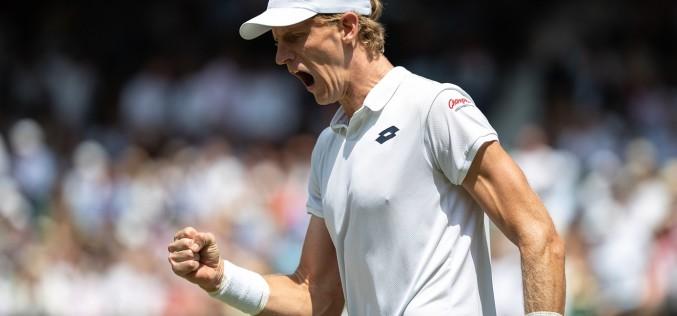 Kevin Anderson, calificare istorică în finala de la Wimbledon după un meci maraton cu John Isner