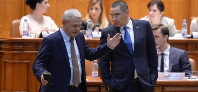 Victor Ponta aruncă bomba: Dragnea și-a negociat fuga din ţară!