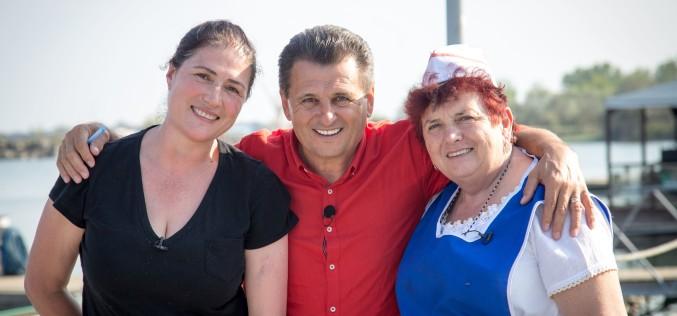 """Marlena Botezatu, finalista de la """"Chefi la cuțite"""",  a ajuns bucătar în restaurantul lui Nea Mărin"""