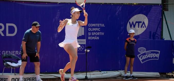 Mihaela Buzărnescu, calificare dificilă în sferturi de finală la BRD Bucharest Open 2018