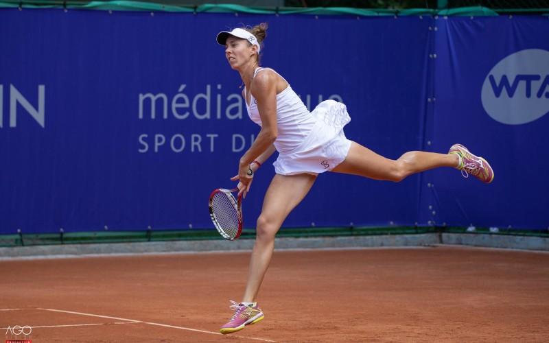 Mihaela Buzărnescu a ratat calificarea în finala de la BRD Bucharest Open 2018