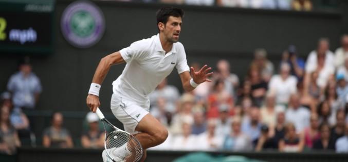 Novak Djokovic l-a învins pe Nadal în semifinale la Wimbledon după un meci maraton