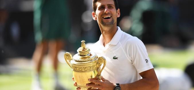Novak Djokovic a cucerit pentru a patra oară în carieră turneul de la Wimbledon