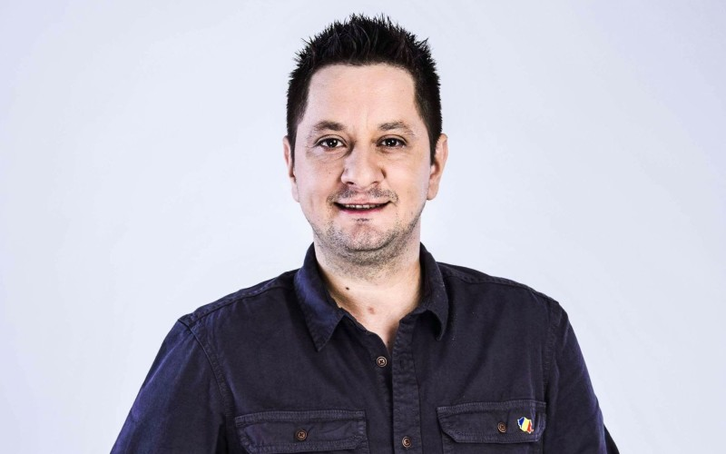 "Octavian Strunilă, şef de trib la ""Ultimul Trib"", la Antena 1"