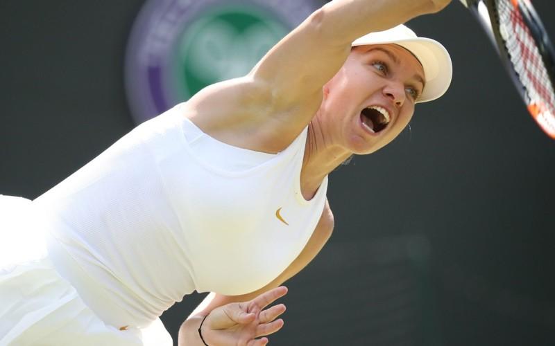 Simona Halep, primele declaraţii după eşecul usturător de la Wimbledon