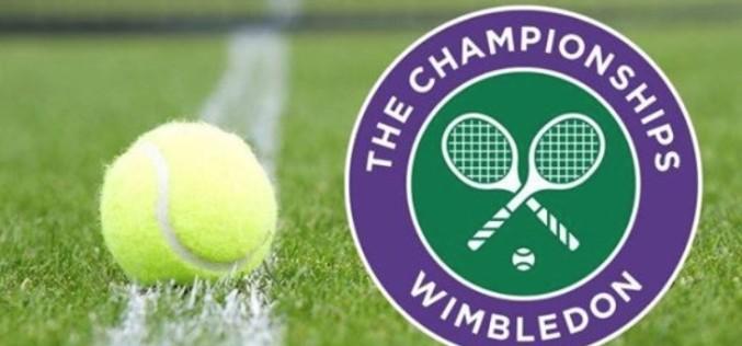 Trei eliminări bombă la Wimbledon în prima zi de turneu