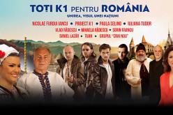 Tradiţii şi folclor pe scena Cerbului de Aur din Braşov, în 2 septembrie 2018