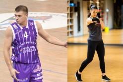 Ana Georgescu şi Adrian Blidaru se alatură echipei Faimosilor la Exatlon