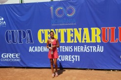"""Cristina Ene a câștigat """"Cupa Centenarului 2018"""", turneu de categorie ITF"""