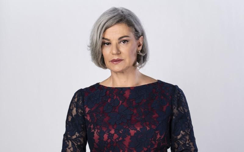 Maia Morgenstern va juca în serialul Fructul Oprit de la Antena 1