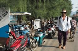 Radu Vâlcan se simte ca acasă în Thailanda, la filmările pentru Insula Iubirii