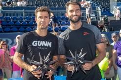 Horia Tecău și Jean-Julien Rojer, au câştigat a doua oară consecutiv turneul de la Winston-Salem