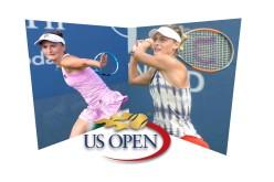 Ana Bogdan şi Irina Begu, out de la US Open. Româncele, eliminate în turul doi