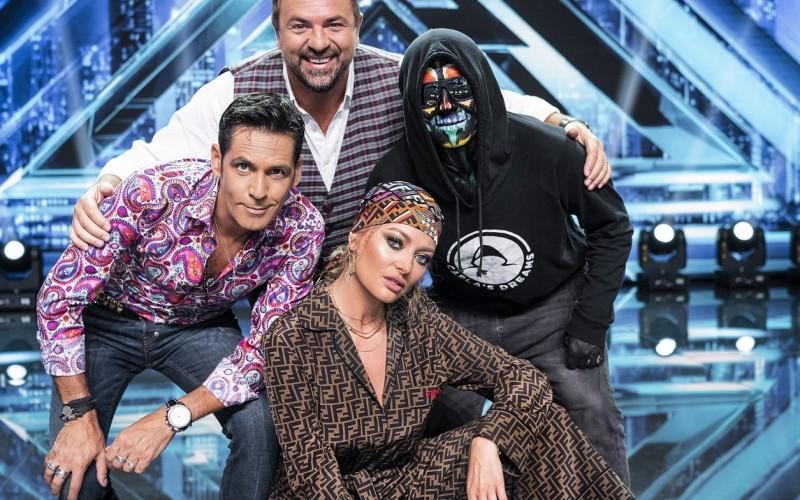 Un concurent X Factor România i-a lăsat fără replică pe juraţi