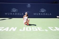 Mihaela Buzărnescu a dat lovitura carierei. A cucerit primul său titlu WTA. Românca a triumfat la San Jose