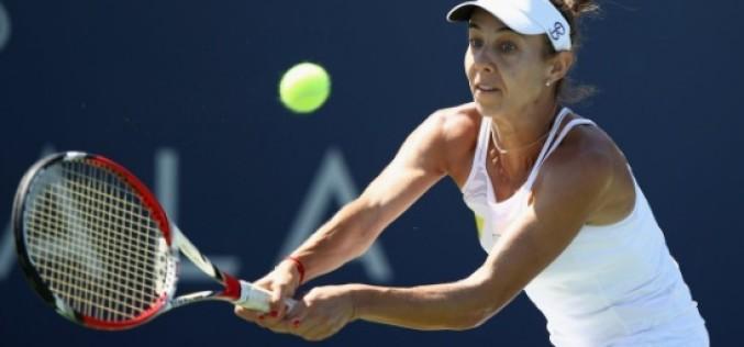 Mihaela Buzărnescu, victorie chinuită în primul tur la Charleston