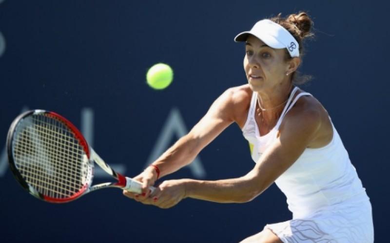 Mihaela Buzărnescu s-a calificat în semifinale şi la dublu la turneul de la San Jose