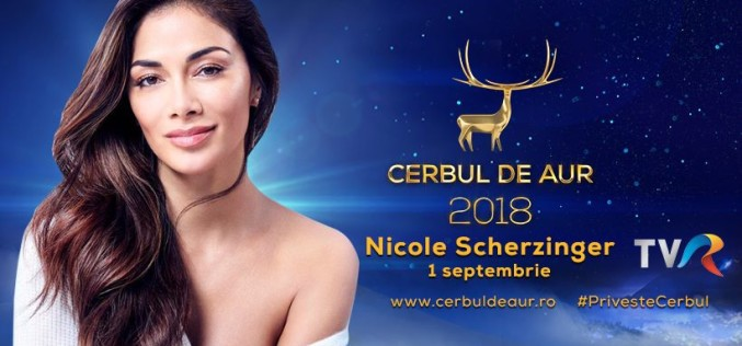 Nicole Scherzinger, recital de zile mari la Cerbul de Aur de la Braşov