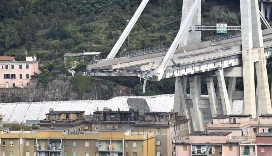 Tragedie în Italia după prăbuşirea unui pod în Genova. Un român se alfă printre persoanele decedate