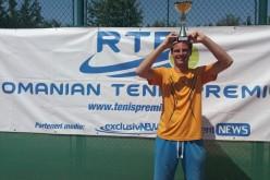 Roberto Avram a devenit în premieră lider în circuitul RTP