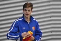 Robert Glință, bronz la Campionatul European de Nataţie de la Glasgow