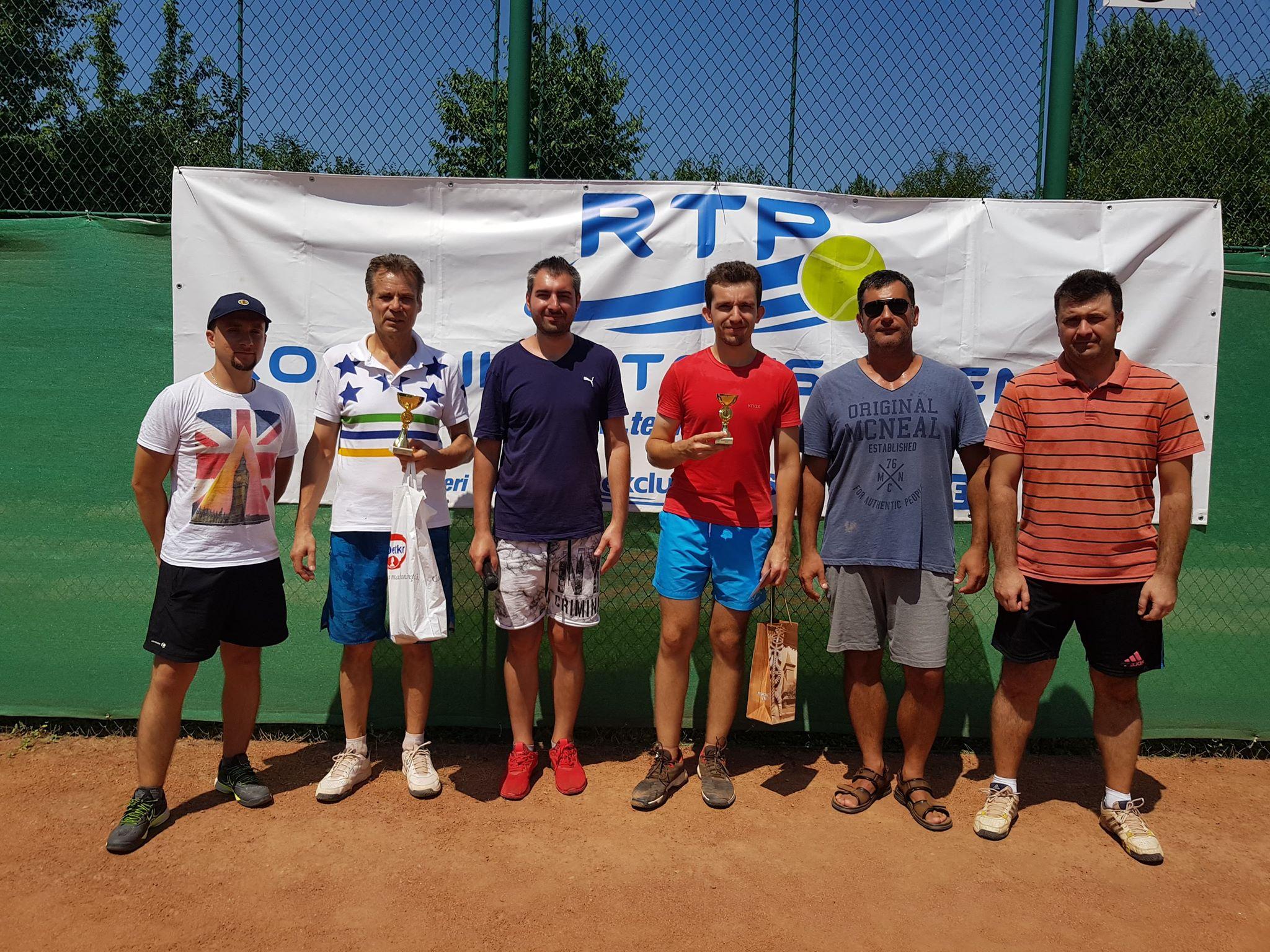 rtp 50 - rtp bucuresti cup 2018