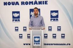 Sebastian Popescu, singurul lider politic care îndeamnă la proteste paşnice