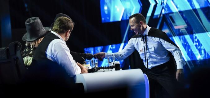Carla's Dreams, emoționat de un concurent X Factor