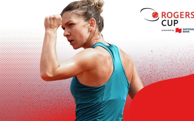 Simona Halep, calificare dramatică în optimi de finală la turneul de la Montreal