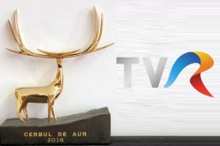TVR dezvăluie trofeul Festivalului Cerbul de Aur 2018