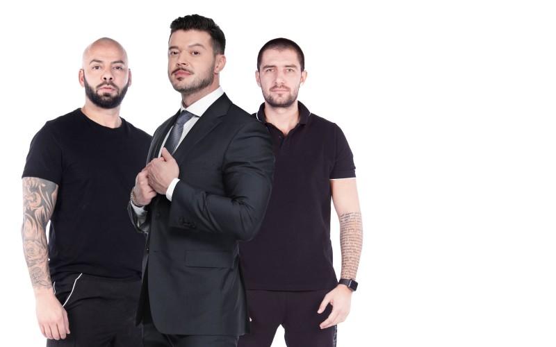 """Giani Kirita, Victor Slav şi Cătălin Cazacu devin """"Vulturii de noapte"""" la Kanal D"""