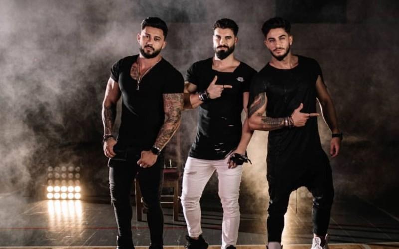 "Andy, Cristian și George, ispite la ""Insula Iubirii"", lansează piesa ""Ispite"""