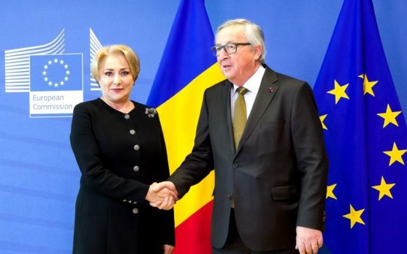 Scandal monstru în România. SPP a sabotat întrevederea lui Jean-Claude Juncker cu Viorica Dăncilă